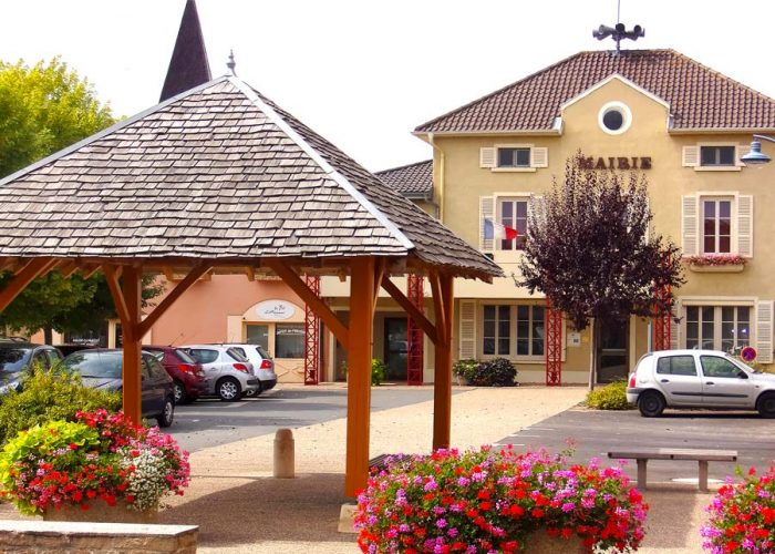 mairie manziat